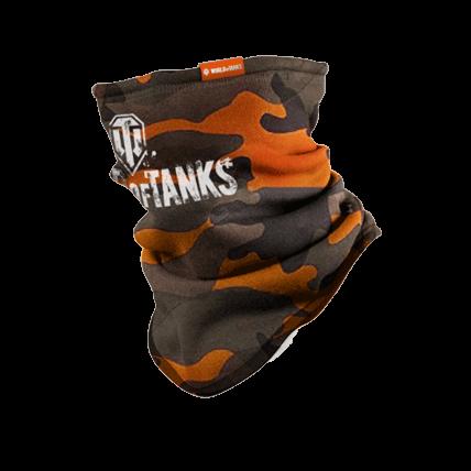 Бафф оранжевый камо World Of Tanks