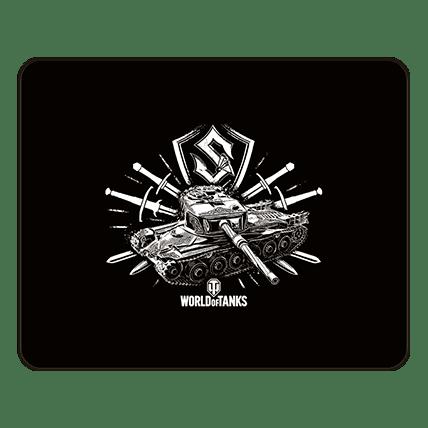 Коврик для мыши WoT Sabaton Tank Logo Large. Предзаказ