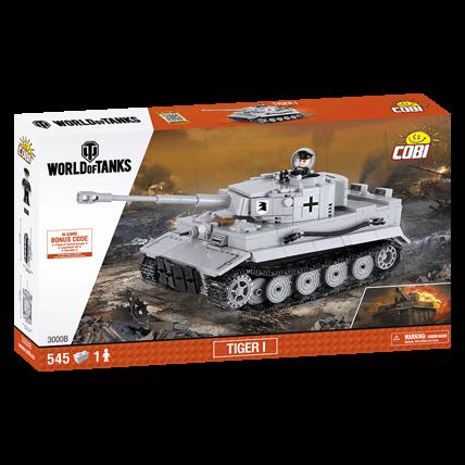 Конструктор Tiger 1 World of Tanks