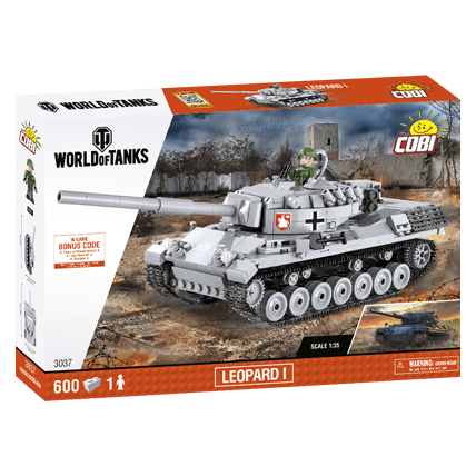 Конструктор Leopard 1 World of Tanks