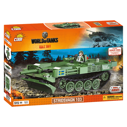Конструктор Stridsvagn World of Tanks