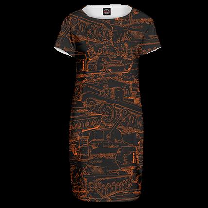 Платье World of Tanks