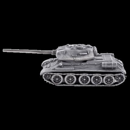 Танк Т-34-85 без подставки (1:100)