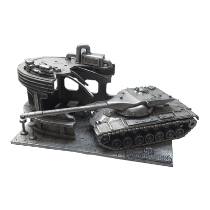 Танк Т-57 Heavy Tank c подставкой (1:72)