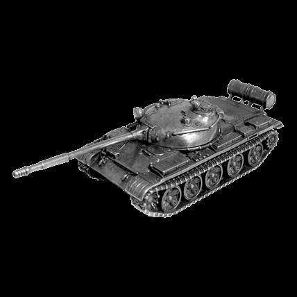 Танк Т-62А без подставки (1:72) WoT