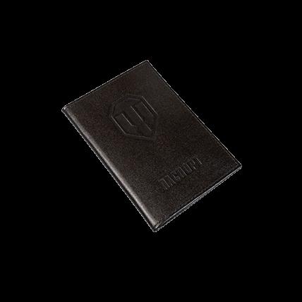 """Обложка для паспорта """"Щит"""""""