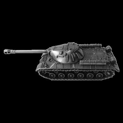 Танк ИС-3 без подставки (1:100)