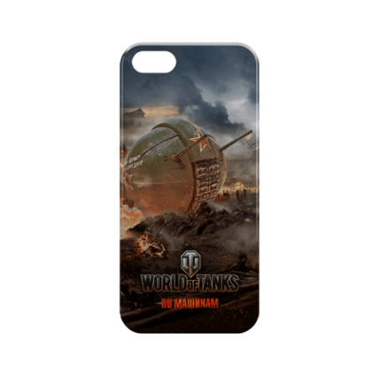 Чехол для iPhone 5/5S «Шаротанк» World of Tanks