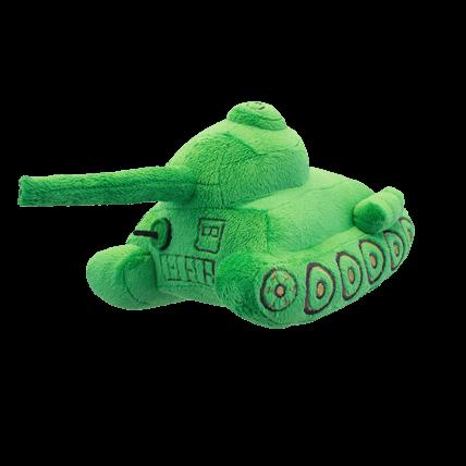 Плюшевая игрушка «Танк Т-34» World of Tanks