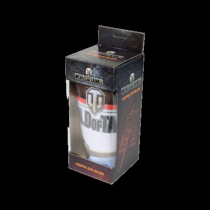 """Мат настольный для мыши """"ИС-4"""" в подарочной упаковке"""