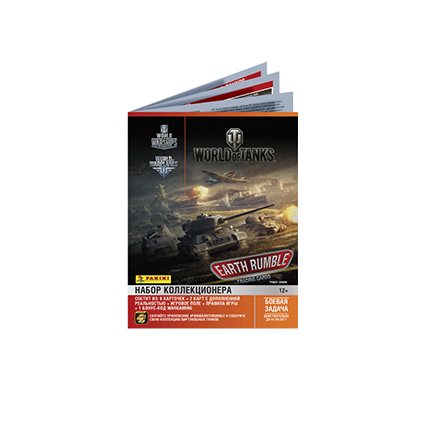 Стартовый набор World of Tanks TCG