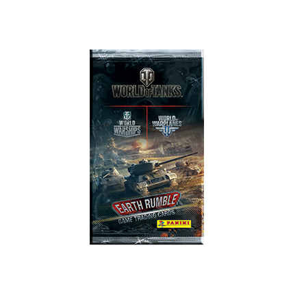 Пакетик с Карточками World of Tanks TCG