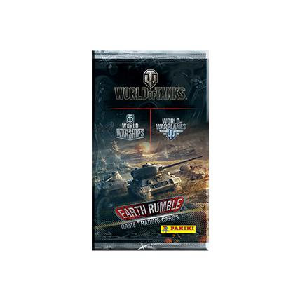 Пакетик с Карточками World of Tanks TCG