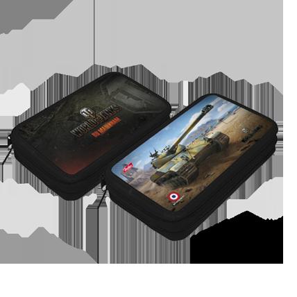 Пенал World of Tanks (Bat.-Chatillon 25t)