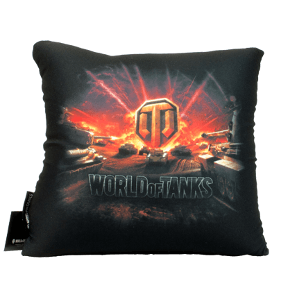 Подушка World of Tanks Щит