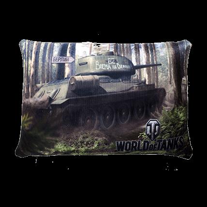 Подушка-антистресс Т-34-85