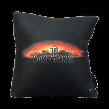 Подушка World of Tanks Logo