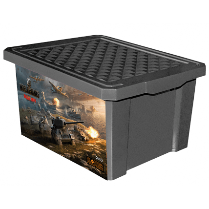 Ящик для хранения World of Tanks
