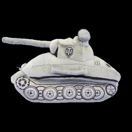 Игрушка плюшевая танк «Пантера» WoT