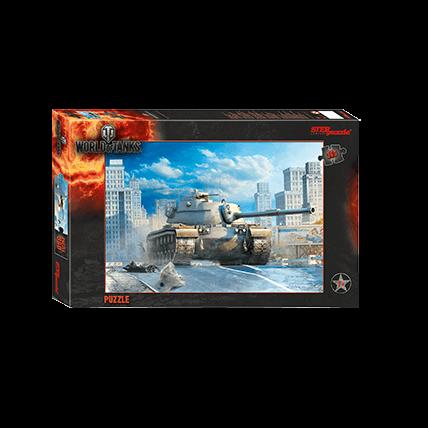 """Пазл """"Танчики"""" M48A1 Patton"""