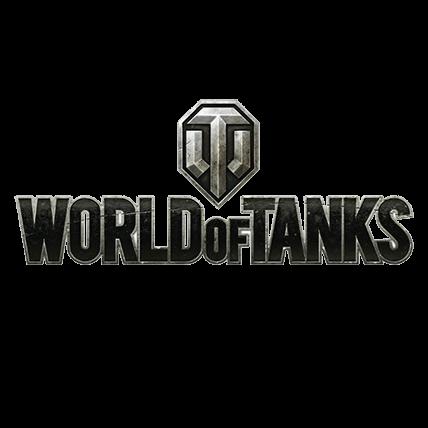 Наклейка «Лого World of Tanks»