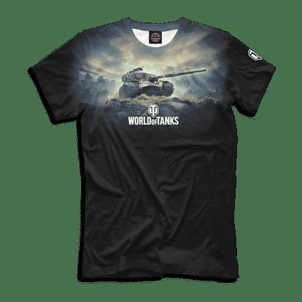 Футболка World of Tanks STRV K