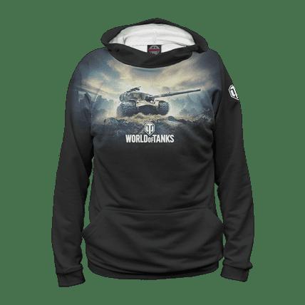 Худи World of Tanks STRV K
