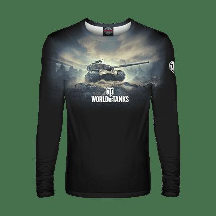 Лонгслив World of Tanks STRV K