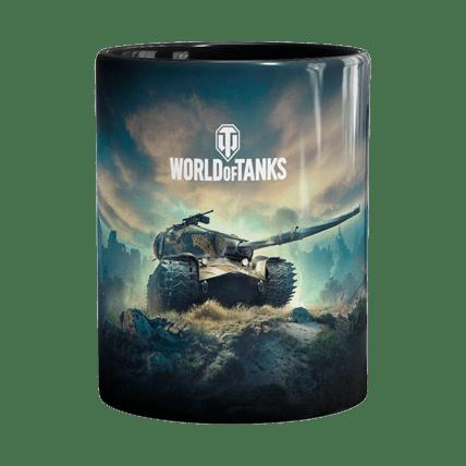Кружка World of Tanks STRV K