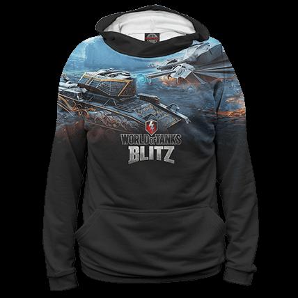 Худи WoT Blitz — Дракула vs Хелсинг