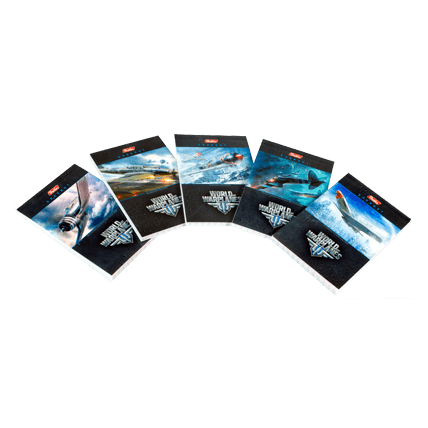 Блокнот World of Warplanes (А7)